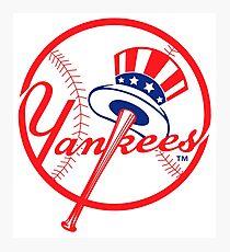NY Yankees Photographic Print