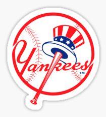 NY Yankees Sticker Sticker