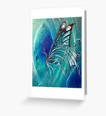 ABSTRACT FASHION DESIGN FOR YOU Greeting Card