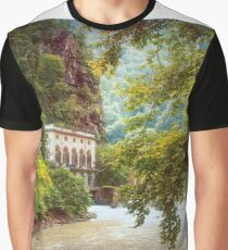 Valley of Trees Graphic T-Shirt