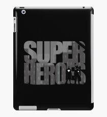 Super Heroes iPad Case/Skin