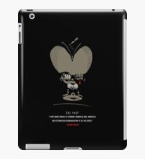 the poet iPad Case/Skin
