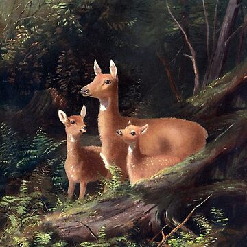 Bambi's children by giddyaunt