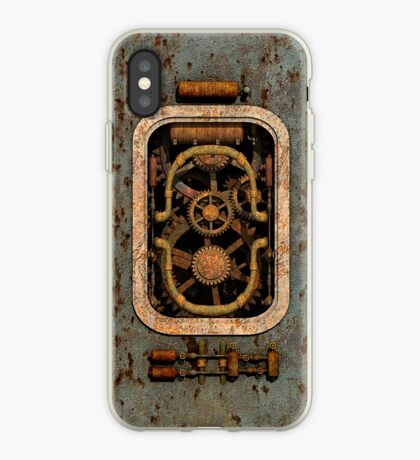Infernal Steampunk Machine #1 phone cases iPhone Case