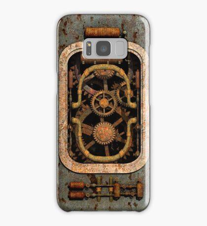 Infernal Steampunk Machine #1 phone cases Samsung Galaxy Case/Skin