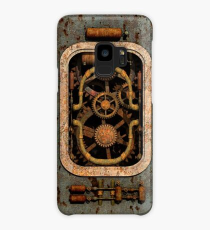 Infernal Steampunk Machine #1 phone cases Case/Skin for Samsung Galaxy