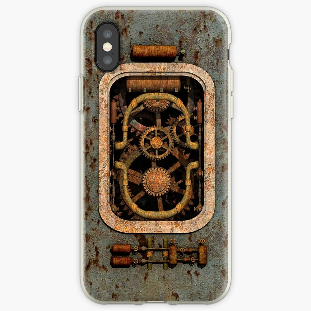 Infernal Steampunk Machine #1 phone cases iPhone Cases & Covers