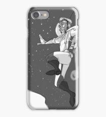MoonBound iPhone Case/Skin
