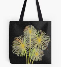 Yellow dandelions  Tote Bag