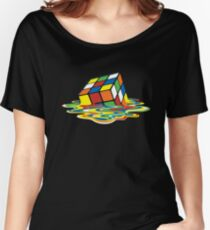 Sheldon's Rubik Women's Relaxed Fit T-Shirt