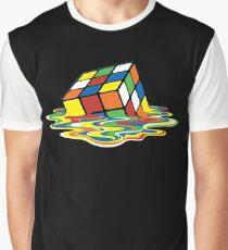 Sheldon's Rubik Graphic T-Shirt