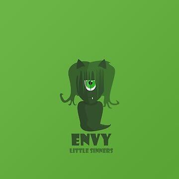 Envy - The Little Sinners by ultimadesigns