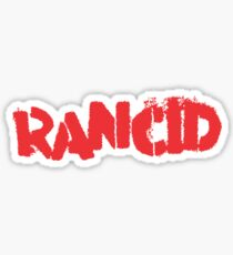 Rancid Logo Sticker