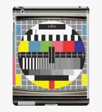 Retro TV iPad Case/Skin