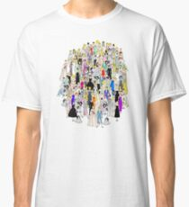 Marilyn Audrey Punks in Tokyo Classic T-Shirt