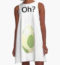 Pokemon Go Egg A-Line Dress