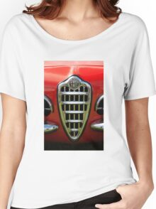 Alfa Romeo Giulia Grille 1 Women's Relaxed Fit T-Shirt