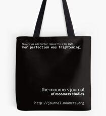 Black Moomers Journal Tote Bag Tote Bag