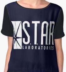 STAR Labs Women's Chiffon Top