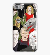 Buffy Big Bad Poster iPhone Case/Skin