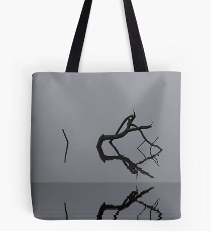Adrift in Fog, without Direction Tote Bag