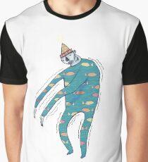 The Shakey Fishman Graphic T-Shirt