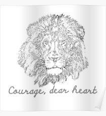Courage, Dear Heart Poster