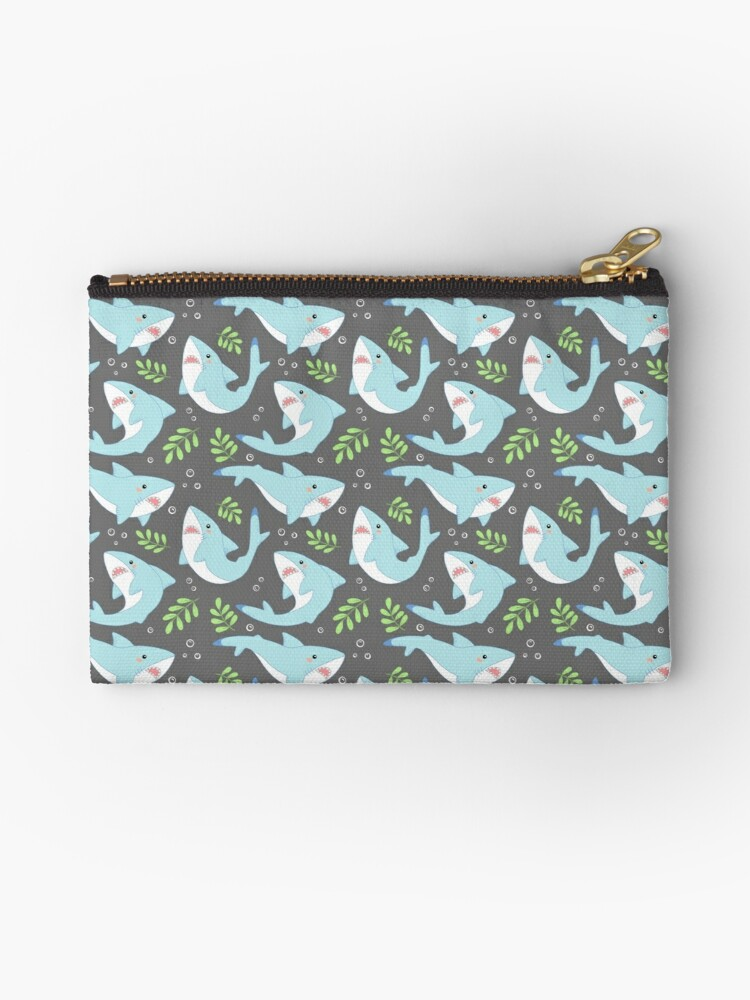 doofy shark pattern- natural by Calista Douglas
