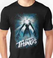 Stranger Things The Thing Mashup T-Shirt