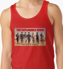 The Deplorable Seven Tank Top