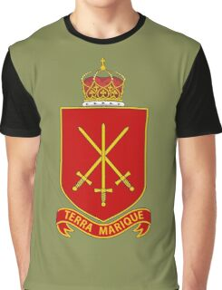 His Majesty's Armed Forces (Tonga) Graphic T-Shirt