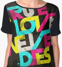 True Love Never Dies Chiffon Top