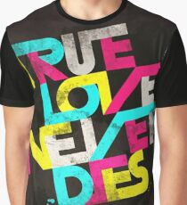 True Love Never Dies Graphic T-Shirt
