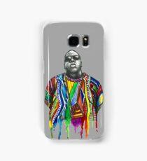 Biggie Smalls Watercolour  Samsung Galaxy Case/Skin