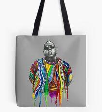 Biggie Smalls Watercolour  Tote Bag