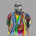 « Biggie Smalls Watercolour  » par AppleGoose
