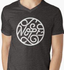 Nope - Typographic Art Men's V-Neck T-Shirt