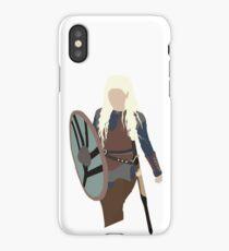 Lagertha the Shieldmaiden iPhone Case