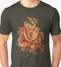 Red Curls  Unisex T-Shirt