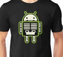 Android skeleton Unisex T-Shirt