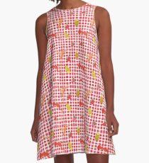 Crawfish Boil A-Line Dress
