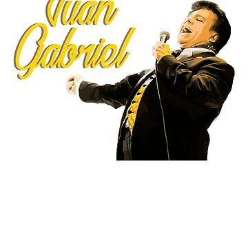Juan Gabriel by LisaAlba