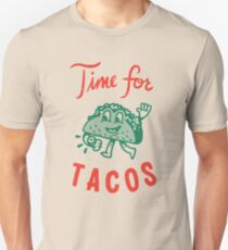 Time For Tacos  Unisex T-Shirt