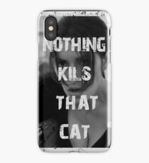 Shaw- Person of Interest - Frame iPhone Case/Skin