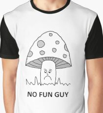No fun guy Graphic T-Shirt