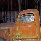 Old Dodge Truck by Terri~Lynn Bealle