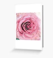 Urban Floral 3 Greeting Card