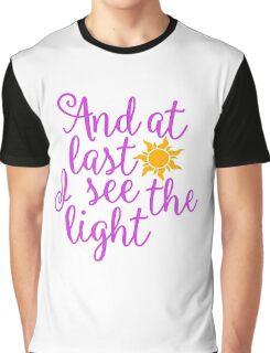 Rapunzel - Tangled  Graphic T-Shirt