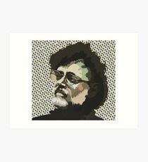 Occulture ft. Terence Mckenna Art Print
