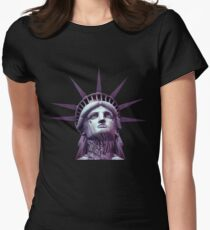 Freedom Women's Fitted T-Shirt